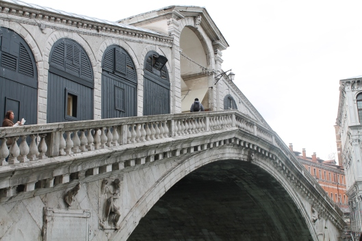 The noble Rialto Bridge