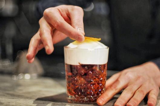 barnum cocktail